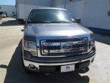 2014 Sterling Grey Ford F150 XLT SuperCrew 4x4 #94360651
