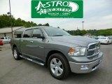 2010 Mineral Gray Metallic Dodge Ram 1500 SLT Crew Cab 4x4 #94361075