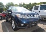 2005 Midnight Blue Pearl Nissan Murano SL AWD #94394887