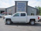 2014 White Diamond Tricoat Chevrolet Silverado 1500 High Country Crew Cab 4x4 #94395149