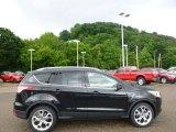 2014 Tuxedo Black Ford Escape Titanium 2.0L EcoBoost 4WD #94394735