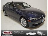 2014 Imperial Blue Metallic BMW 3 Series 328i Sedan #94394876
