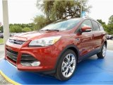 2014 Sunset Ford Escape Titanium 1.6L EcoBoost #94394727