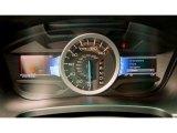 2013 Ford Explorer XLT 4WD Gauges