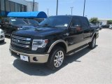 2014 Tuxedo Black Ford F150 King Ranch SuperCrew 4x4 #94394693
