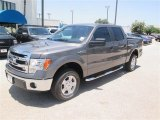 2014 Sterling Grey Ford F150 XLT SuperCrew #94394691