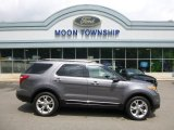 2013 Sterling Gray Metallic Ford Explorer Limited 4WD #94394843