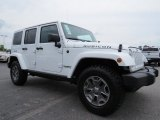 2014 Jeep Wrangler Unlimited Bright White