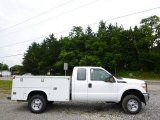 2015 Oxford White Ford F250 Super Duty XL Super Cab 4x4 Utility #94428314