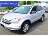 2011 Alabaster Silver Metallic Honda CR-V EX 4WD #94428367