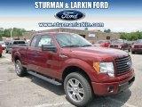 2014 Sunset Ford F150 STX SuperCab 4x4 #94428421