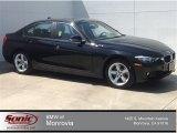 2014 Jet Black BMW 3 Series 328i Sedan #94428570