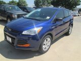 2014 Deep Impact Blue Ford Escape S #94428330