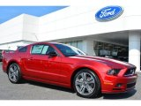 2014 Ruby Red Ford Mustang V6 Coupe #94428458