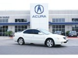 2003 White Diamond Pearl Acura TL 3.2 Type S #94461518