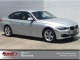 2014 Glacier Silver Metallic BMW 3 Series 328i Sedan #94461598