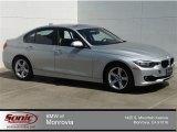 2014 Glacier Silver Metallic BMW 3 Series 328i Sedan #94461596