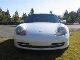 1999 Glacier White Porsche 911 Carrera Coupe #924526