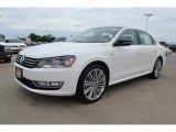2014 Candy White Volkswagen Passat 1.8T SE #94461621