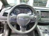 2015 Chrysler 200 S Steering Wheel