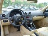2012 Audi A3 Interiors