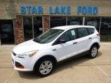 2014 Oxford White Ford Escape S #94486342