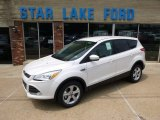 2014 Oxford White Ford Escape SE 1.6L EcoBoost 4WD #94486340