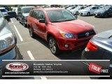 2011 Barcelona Red Metallic Toyota RAV4 Sport 4WD #94486080