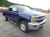2015 Chevrolet Silverado 2500HD LTZ Double Cab 4x4 Data, Info and Specs