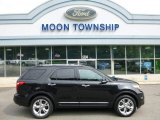 2014 Tuxedo Black Ford Explorer Limited 4WD #94486220