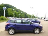 2014 Deep Impact Blue Ford Escape S #94486165