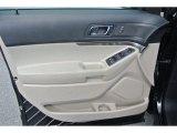 2013 Ford Explorer FWD Door Panel