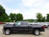 2014 Tungsten Metallic Chevrolet Silverado 1500 LT Crew Cab 4x4 #94486420