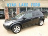 2006 Super Black Nissan Murano SE AWD #94486346