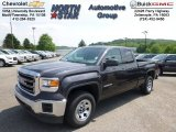2014 Iridium Metallic GMC Sierra 1500 Double Cab 4x4 #94515490