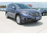 2013 Twilight Blue Metallic Honda CR-V EX #94515698