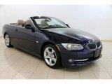 2011 Deep Sea Blue Metallic BMW 3 Series 335i Convertible #94515625