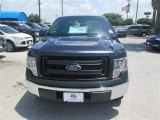 2014 Tuxedo Black Ford F150 XL SuperCab #94515319