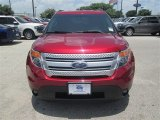 2014 Ruby Red Ford Explorer XLT #94515315