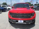 2014 Race Red Ford F150 SVT Raptor SuperCrew 4x4 #94515313