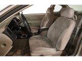 Chevrolet Monte Carlo Interiors