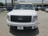 2014 Oxford White Ford F150 STX SuperCab #94515310