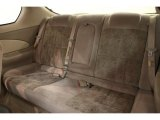 2003 Chevrolet Monte Carlo LS Rear Seat