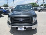 2014 Tuxedo Black Ford F150 XL Regular Cab #94515309