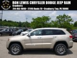 2014 Cashmere Pearl Jeep Grand Cherokee Limited 4x4 #94515393
