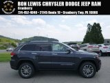2014 Maximum Steel Metallic Jeep Grand Cherokee Limited 4x4 #94515392