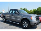 2014 Sterling Grey Ford F150 STX SuperCab #94515454