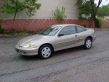 2002 Sandrift Metallic Chevrolet Cavalier LS Coupe #9452266