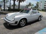 1976 Porsche 911 Silver Metallic
