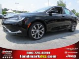 2015 Black Chrysler 200 C #94515432